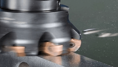 CNC face milling – simple idea to reduce machining time
