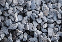 Epoxy granite machine tool bed - the granite aggregate