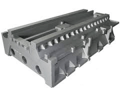 Why Gray Cast Iron in machine tools ?